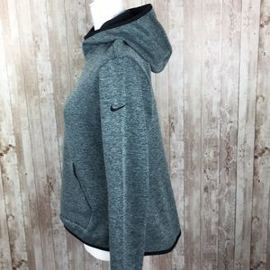 Nike Dry Fit Hooded Sweatshirt Size M